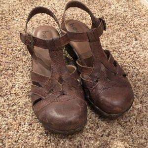 BOC Born Leather Shoes